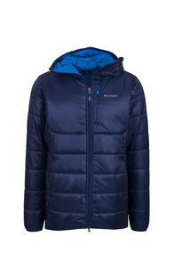 Macpac Pulsar Plus PrimaLoft® Hooded Jacket - Men's, Medieval Blue, hi-res