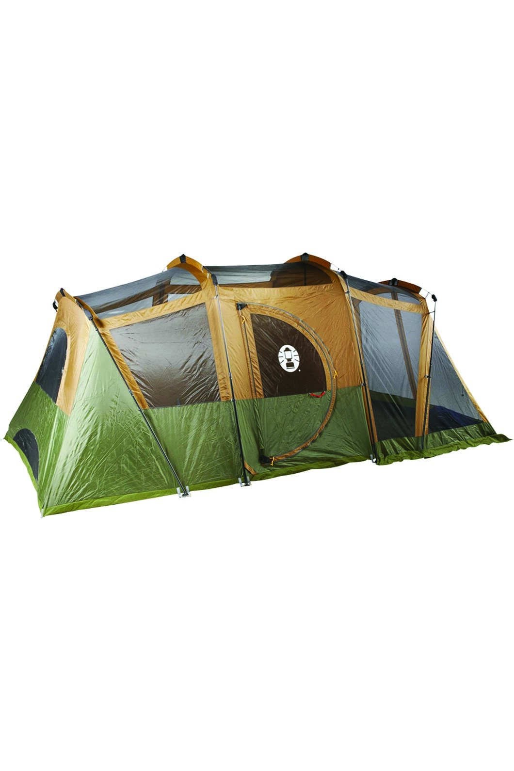 Coleman Cabin Gold Instant Tent 8 Person, None, hi-res