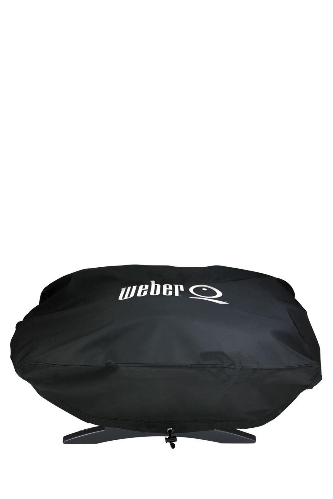Weber Baby Q Vinyl BBQ Cover, None, hi-res