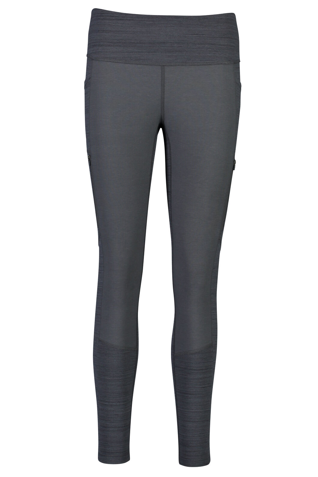 Macpac There and Back Tights -Women's, Asphalt, hi-res
