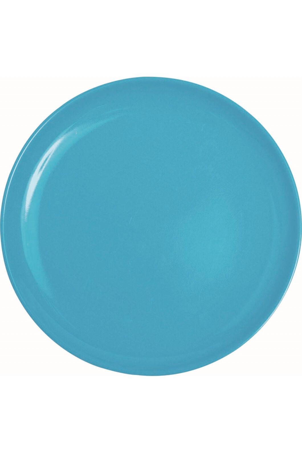 Campfire Melamine Dinner Plate, None, hi-res