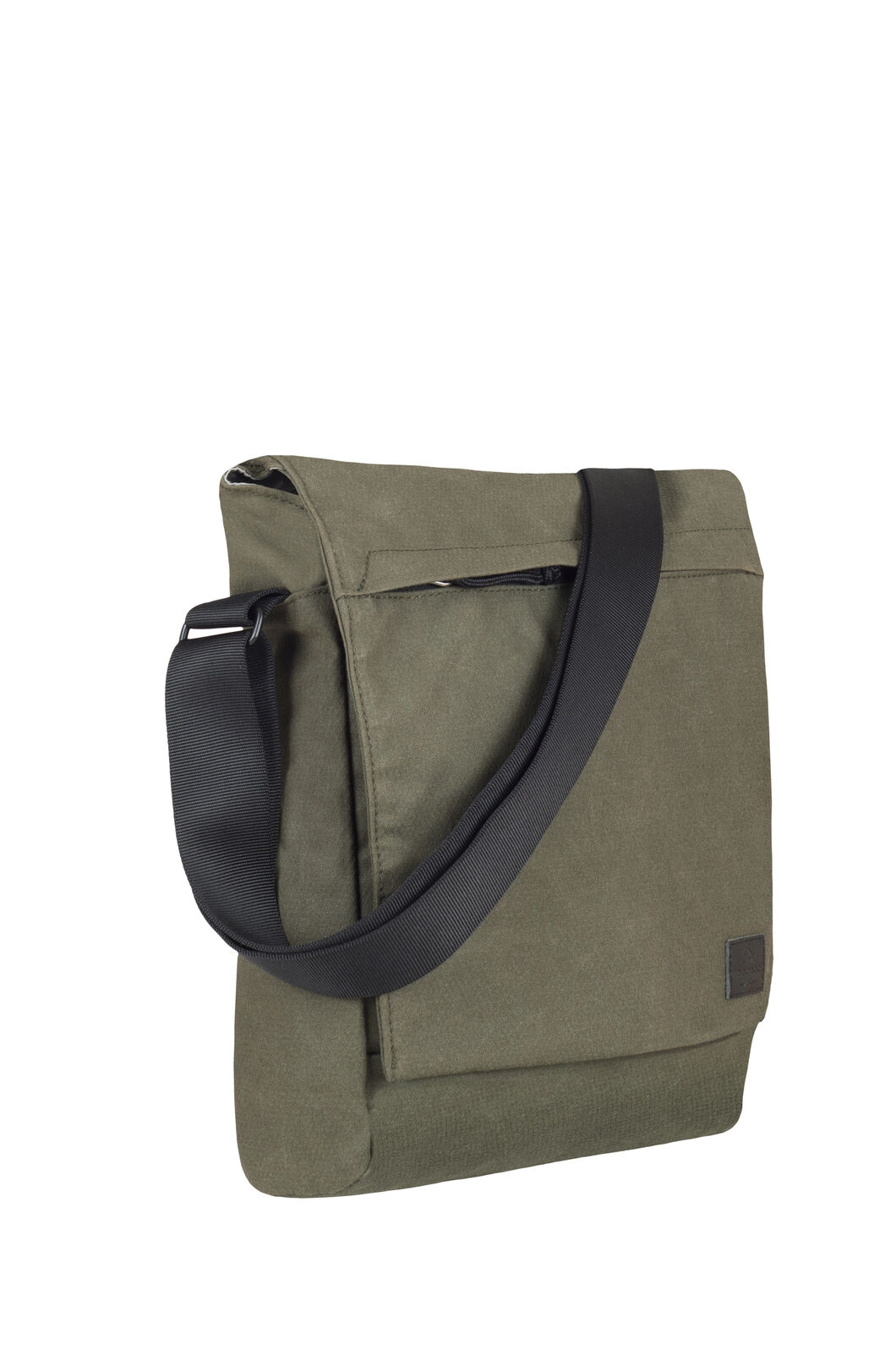 Macpac Checkpoint Satchel, Forest Night, hi-res