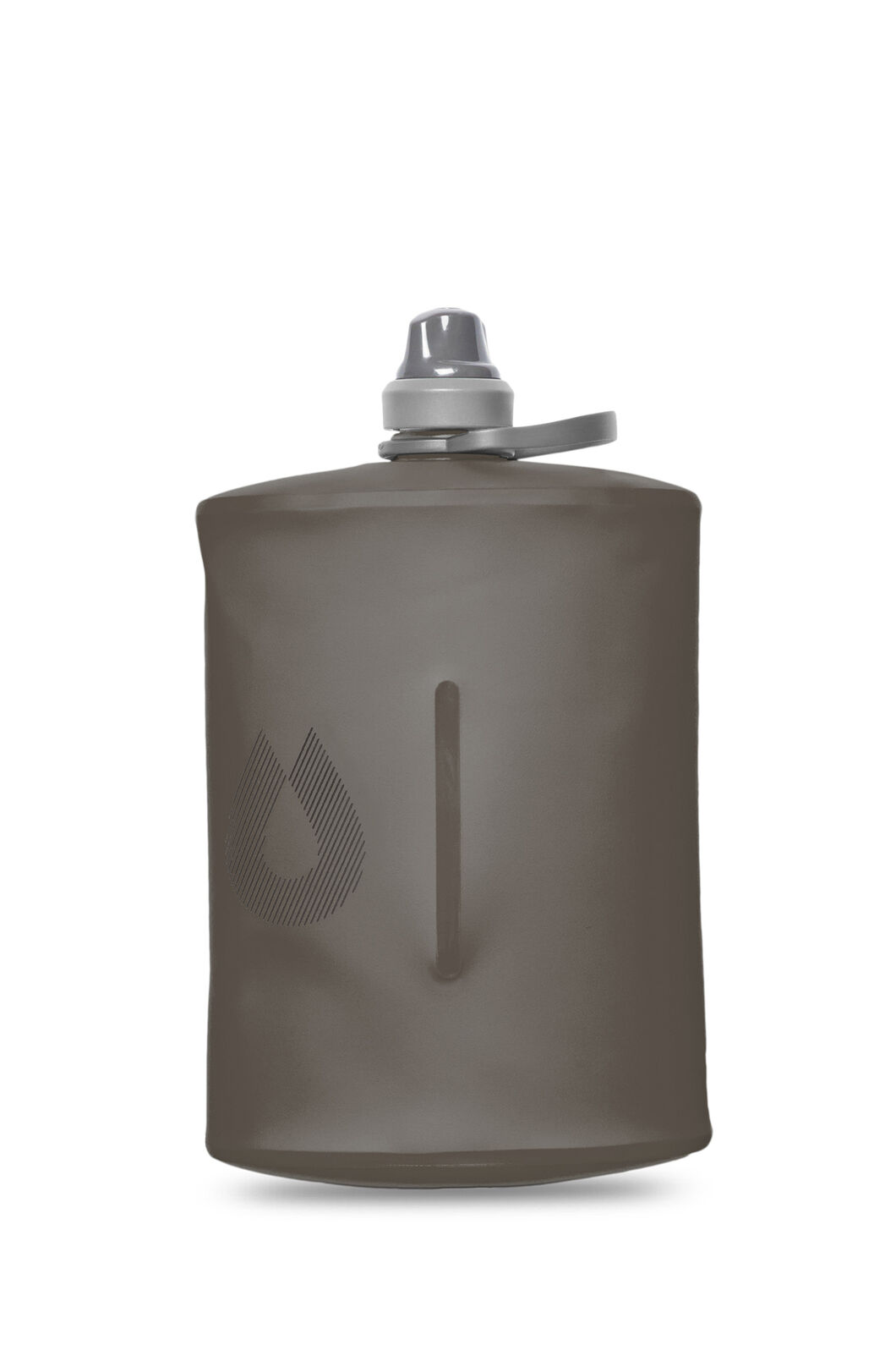HydraPak Stow 1L Bottle, Grey Monmouth, hi-res