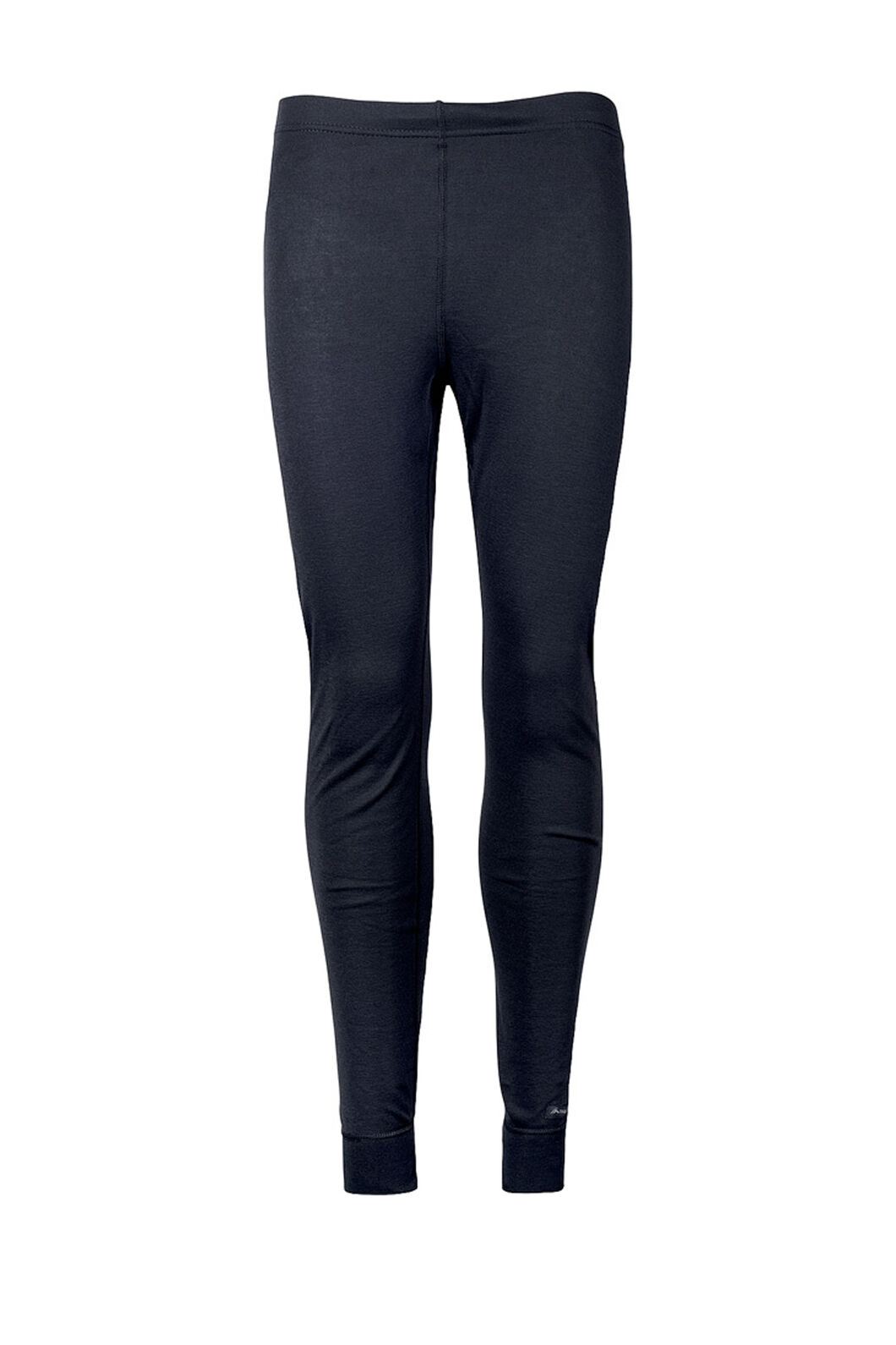 Macpac Geothermal Long Johns — Women's, Black, hi-res