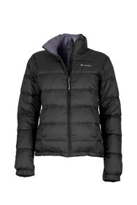 Macpac Halo Down Jacket — Women's, Black, hi-res