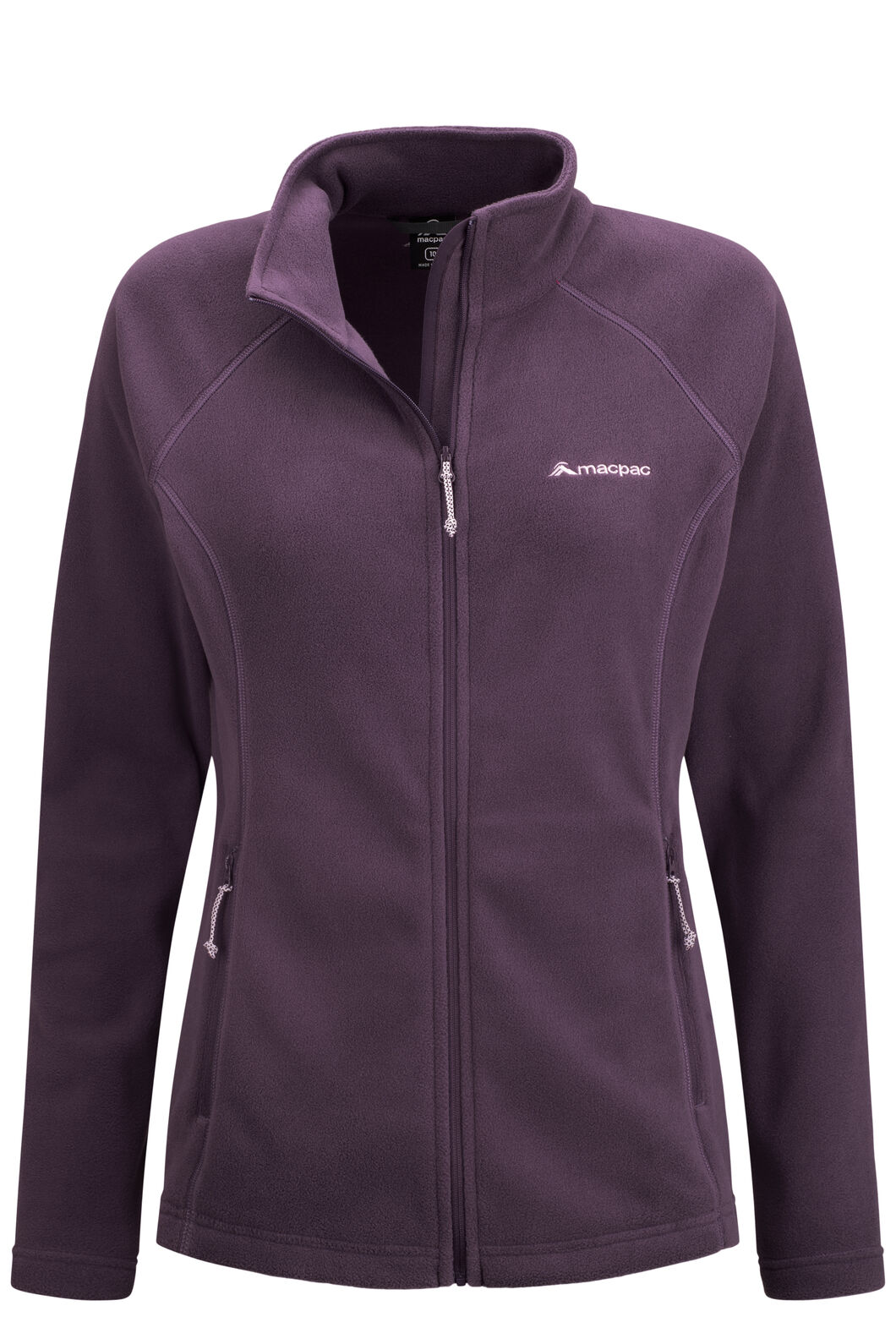 Macpac Tui Polartec® Micro Fleece® Jacket — Women's, Nightshade, hi-res