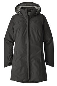 Patagonia Torrentshell City Coat — Women's, Black, hi-res