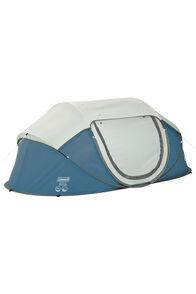 Coleman Pop Up Instant Tent — Two Person, Blue, hi-res