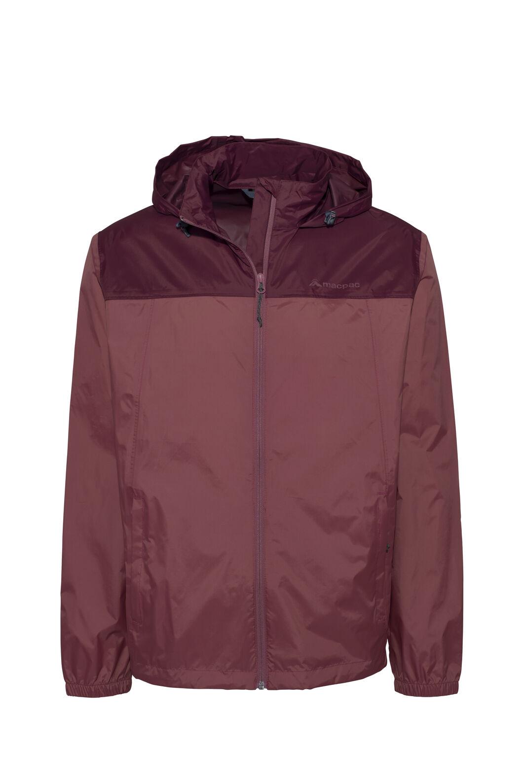Macpac Pack-It-Jacket — Unisex, Vineyard Wine/Rose Brown, hi-res