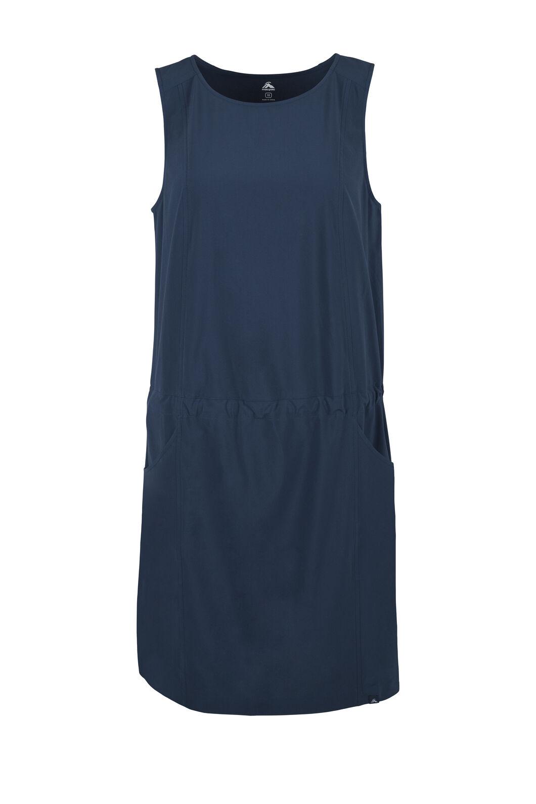 Macpac Mica Dress — Women's, Black Iris, hi-res