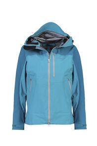 Macpac Lightweight Prophet Pertex® Rain Jacket - Women's, Enamel Blue, hi-res