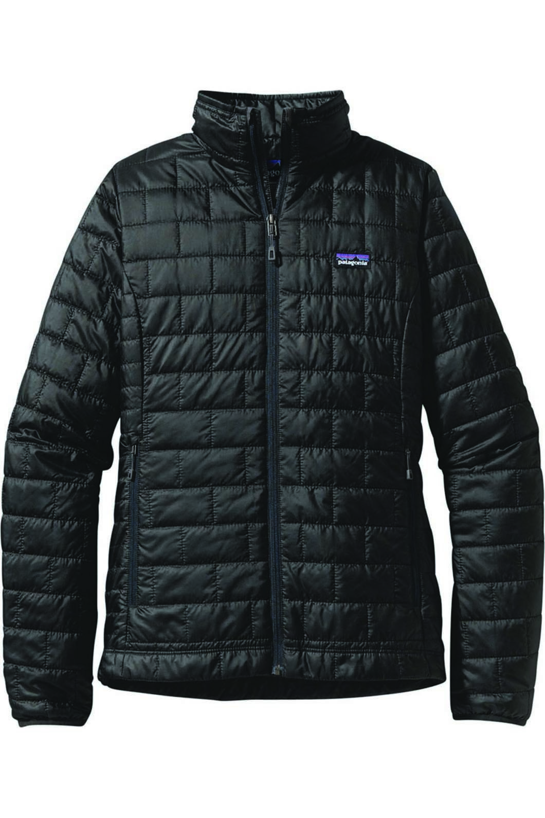 Patagonia W's Nano Puff Jacket, Black, hi-res