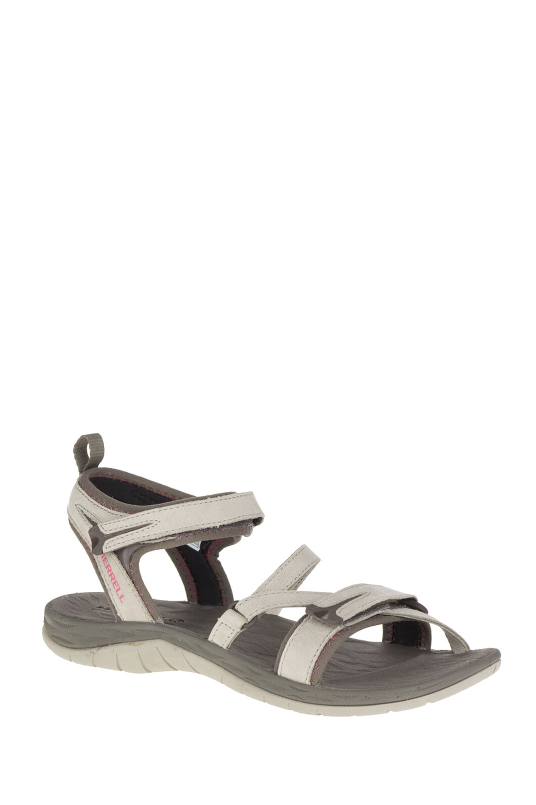 Merrell Women's Siren Q2 Strap Sandals Aluminium, ALUMINIUM, hi-res