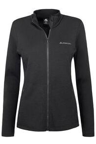 Macpac Tennyson 320 Merino Jacket — Women's, Black, hi-res
