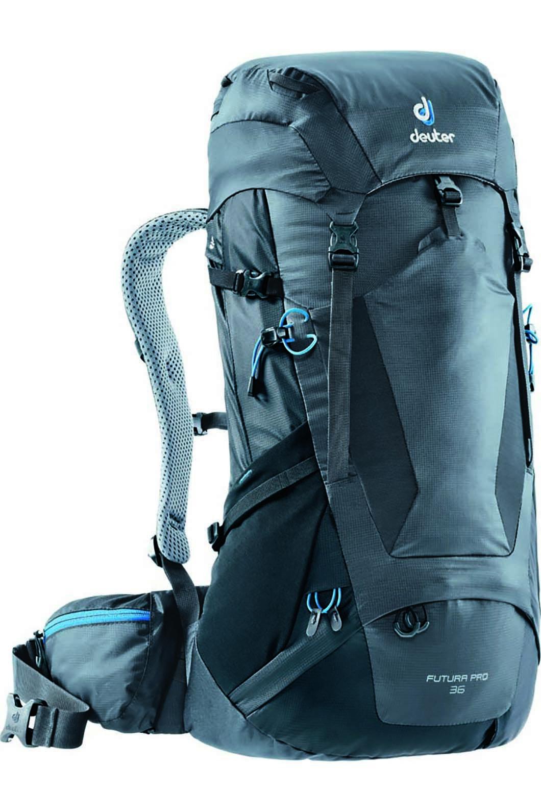 Deuter Futura Pro Trekking Pack 36L, None, hi-res