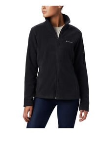 Columbia Women's Fast Trek II Jacket, Black, hi-res