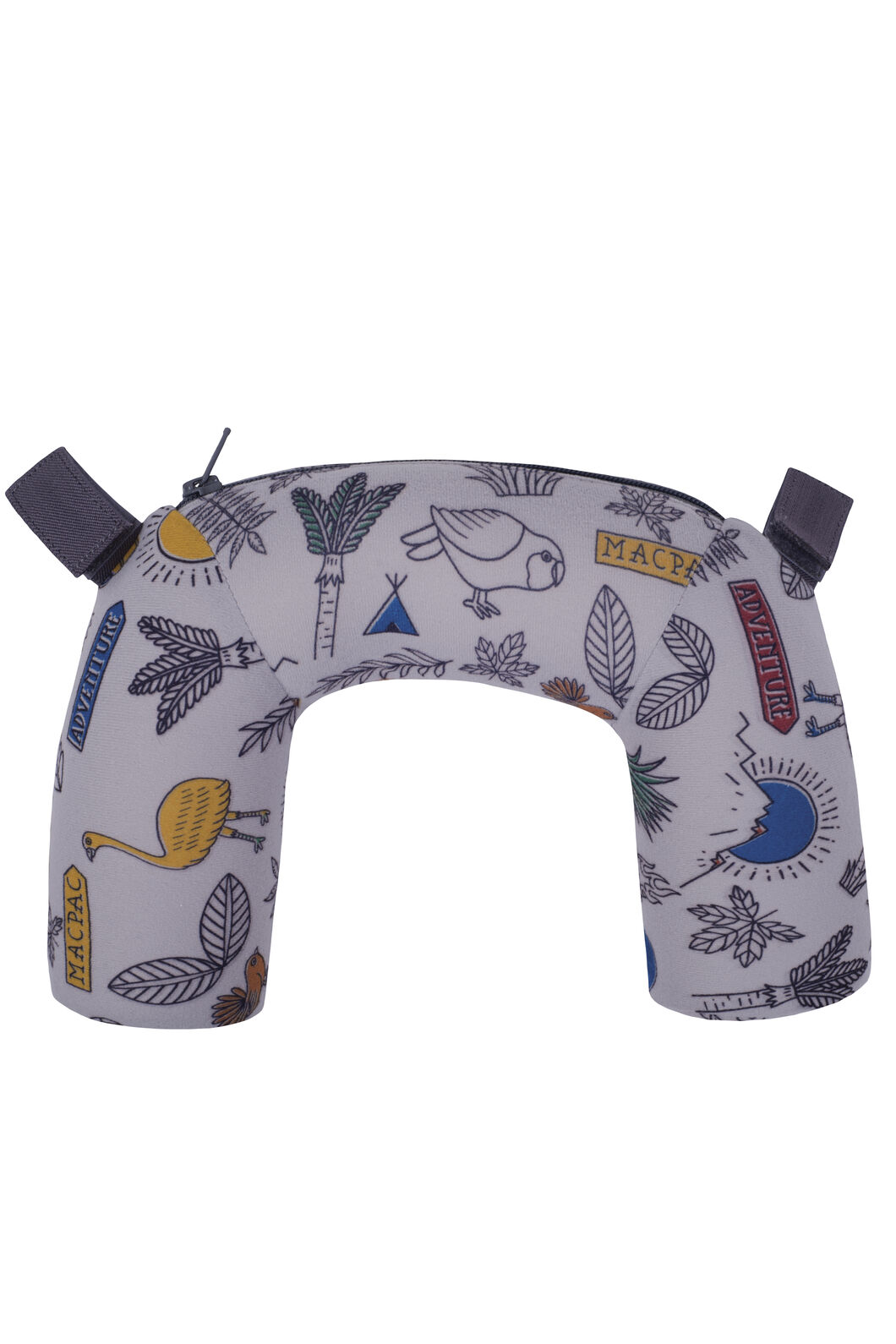 Child Carrier Pillow, Lt Grey, hi-res