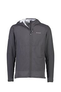 Macpac Pisa Polartec® Hooded Jacket — Men's, Phantom/Pearl, hi-res