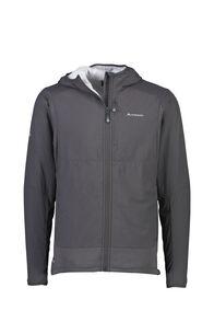 Macpac Men's Pisa Polartec® Hooded Jacket, Phantom/Pearl, hi-res