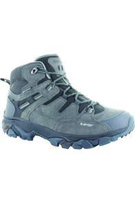 Hi-Tec Ravus Adventure Mid WP Boots — Men's, Charcoal/Cool Grey, hi-res