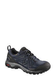 Salomon Men's Evasion 2 GTX Hiking Shoe, GRAPHITE/NIGHT SKY/QUIET SHADE, hi-res
