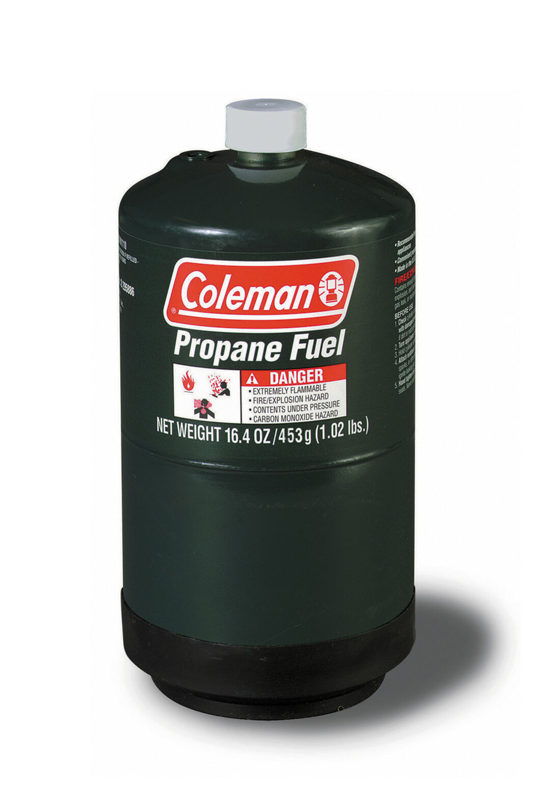 Coleman Propane Gas Bottle 453g, None, hi-res