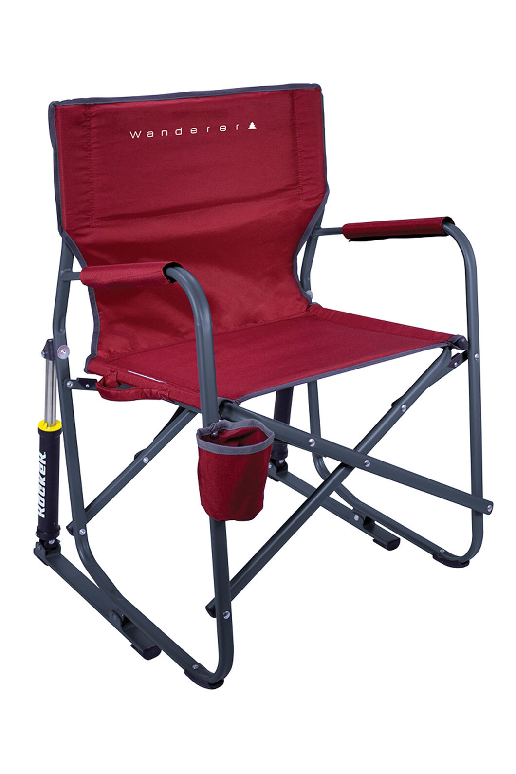 Wanderer Freestyle Rocker Camp Chair, None, hi-res