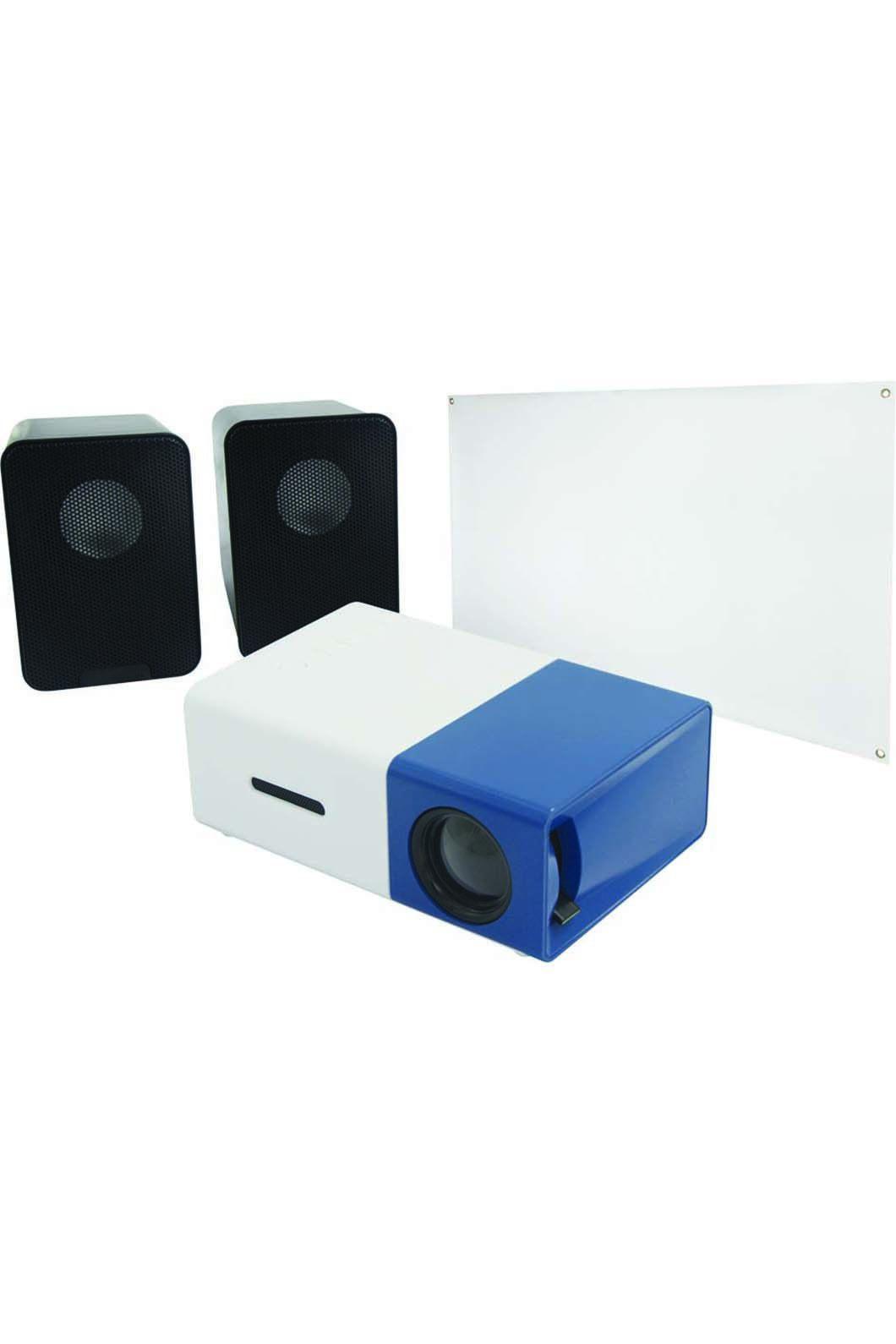Mini LED Projector Pack, None, hi-res