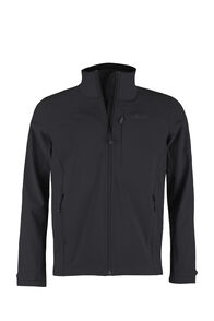 Macpac Sabre Softshell Jacket — Men's, Black, hi-res