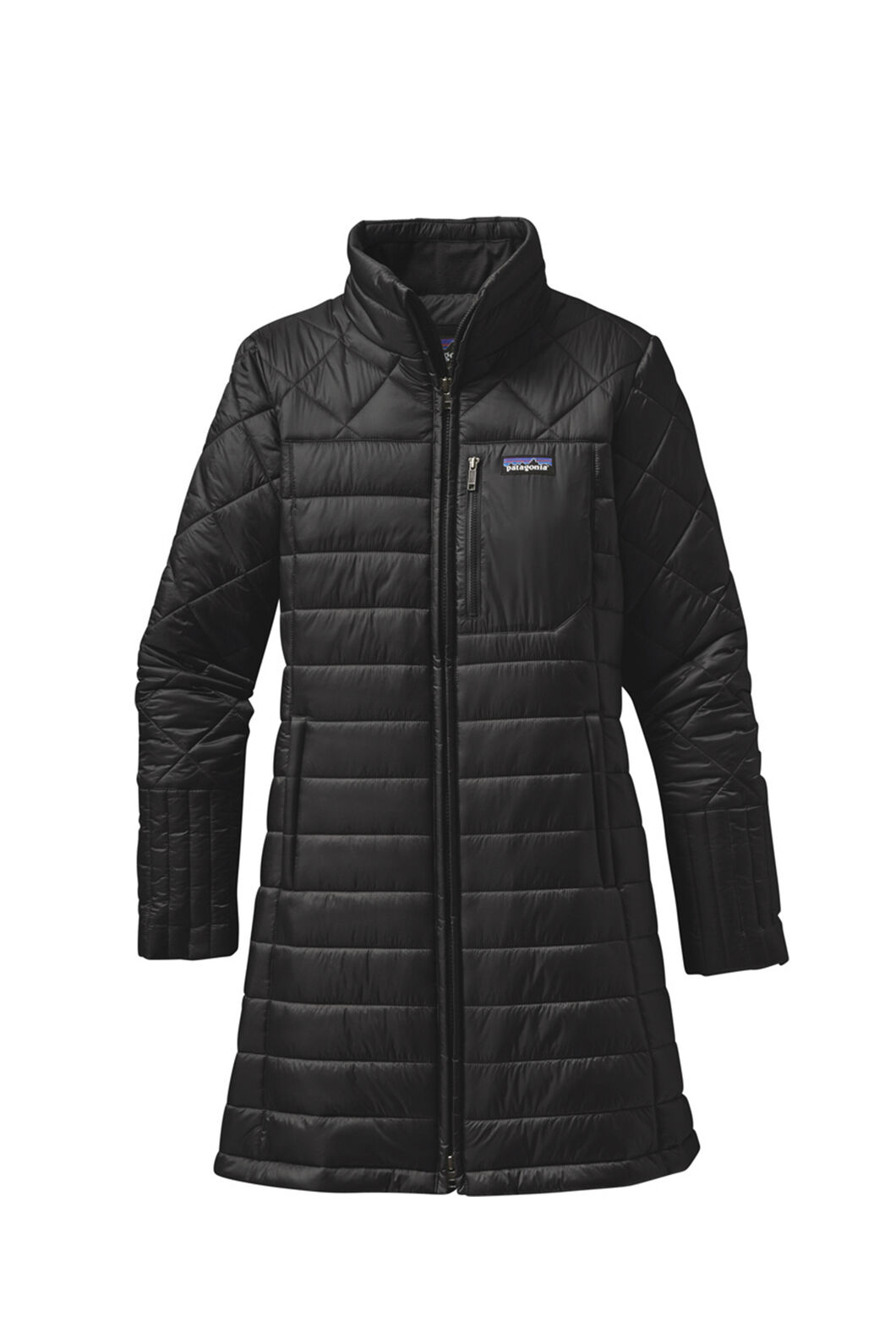 Patagonia Women's Radalie Parka Jacket, Black, hi-res