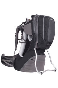 Macpac Vamoose Child Carrier, Black/Forged Iron, hi-res