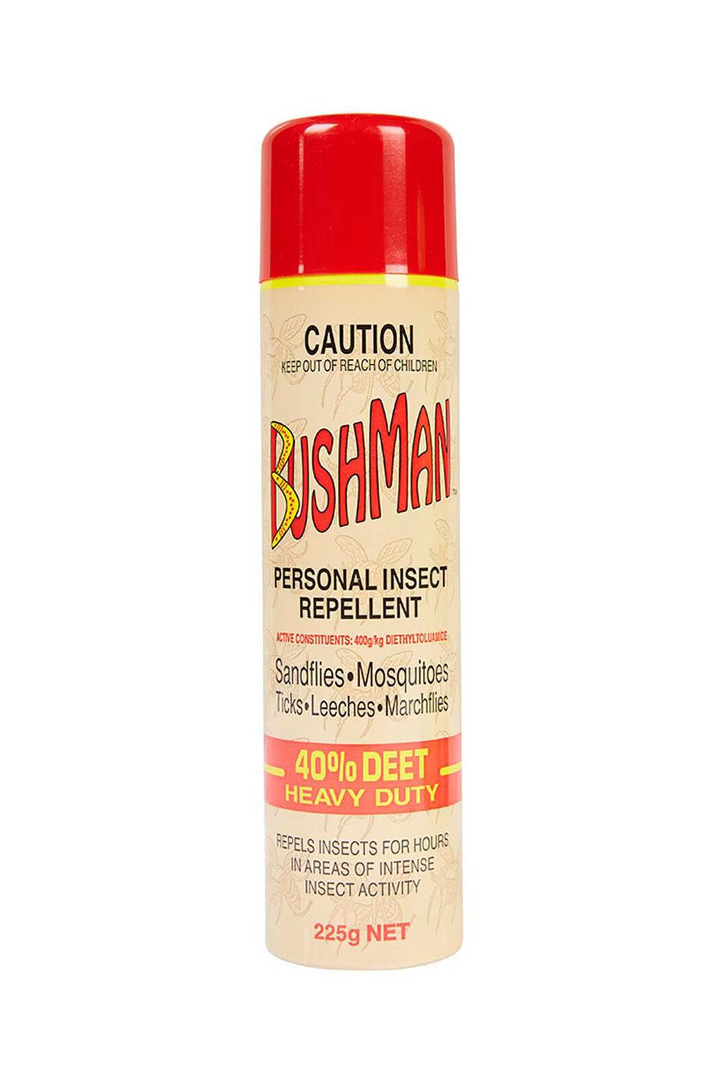 Bushman Aero Insect Repellent 225g, None, hi-res