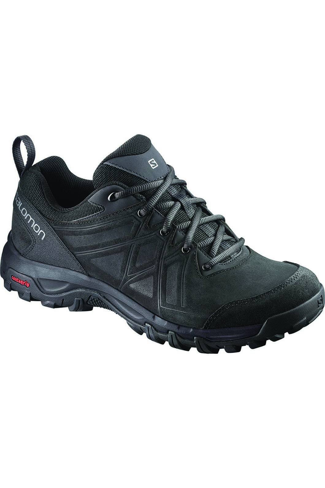 Salomon Men's Evasion 2 GTX Hiking Shoe, Black, hi-res