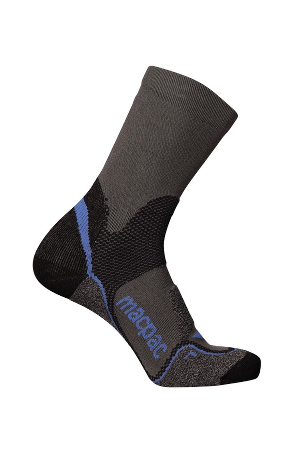 Macpac Fast Hiker Socks, Castlerock, hi-res
