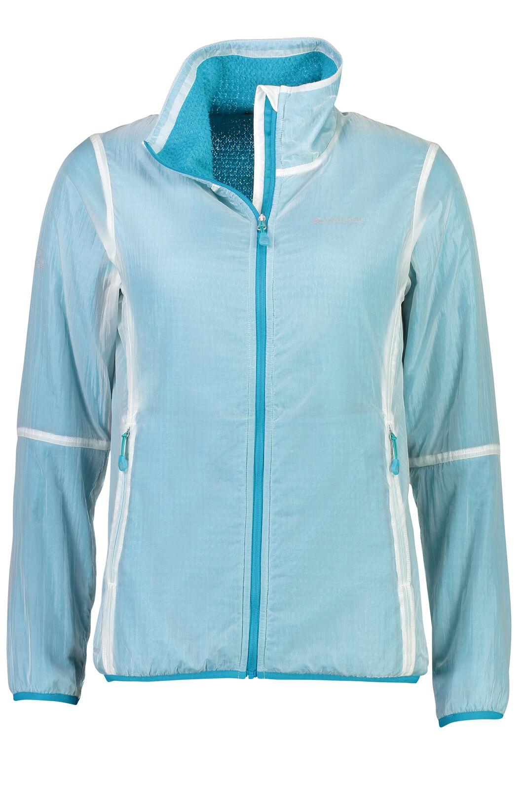 Centauri Polartec® Jacket - Women's, White/Enamel, hi-res