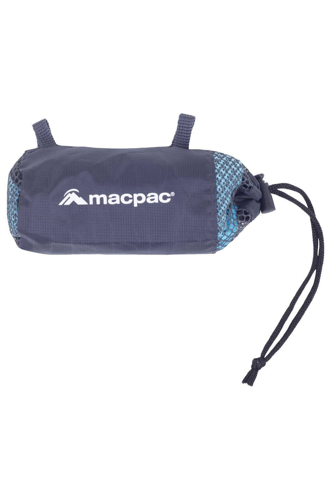 Macpac Active Cooling Towel, Aqua, hi-res