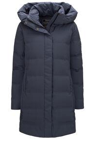 Macpac Women's Narvi Down Coat, BLUE NIGHTS, hi-res