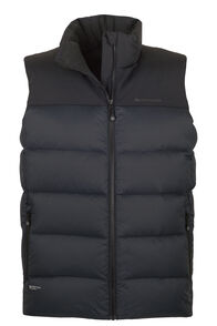 Macpac Ember Down Vest — Men's, Black, hi-res