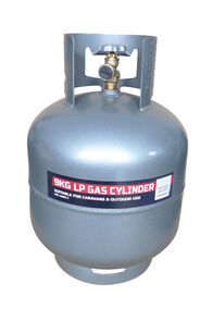 Code 2 POL Gas Bottle 9 kg, None, hi-res