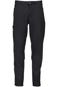 Macpac Fitzroy Alpine Series Softshell Pants - Men's, Black, hi-res
