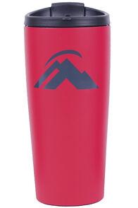 Macpac Stainless Steel Coffee Mug, Red, hi-res