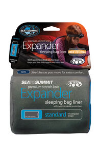 Sea to Summit Expander Sleeping Bag Liner Standard, None, hi-res
