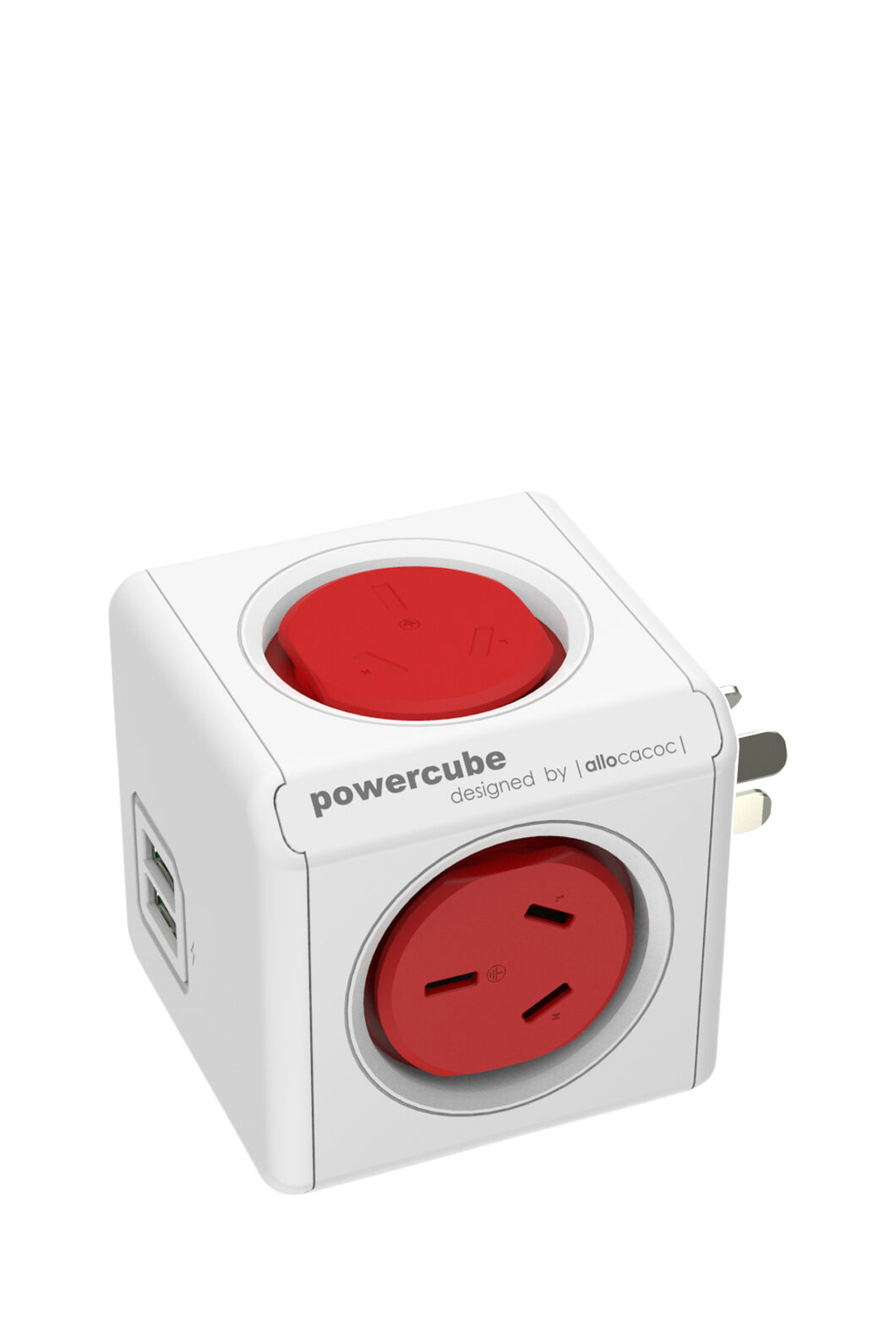 Funtastic Powercube Original, Red, hi-res