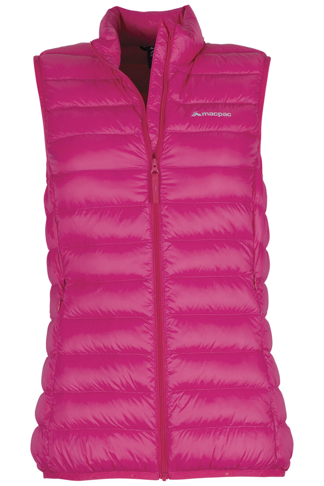 Uber Light Down Vest - Women's, Barberry, hi-res