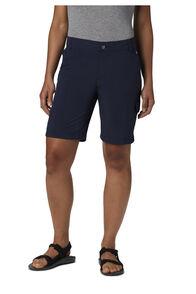 Columbia Silver Ridge™ 2.0 Cargo Shorts — Women's, Dark Nocturnal, hi-res