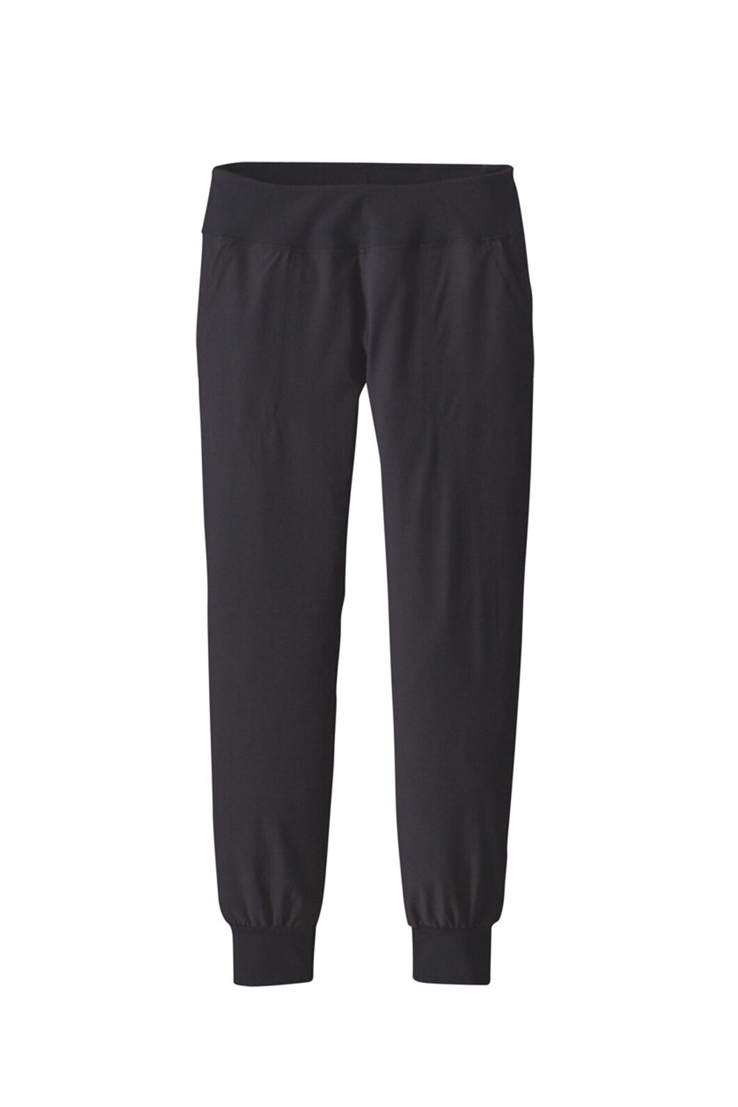 Patagonia Women's Happy Hike Studio Pants, Black, hi-res