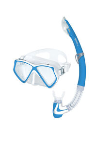 Mares Pirate Jnr Mask and Snorkel Combo, Blue, hi-res