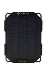 Goal Zero Nomad 5W Solar Panel & Flip 12 Power Bank, None, hi-res