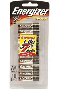 Energizer Max AA Batteries, None, hi-res