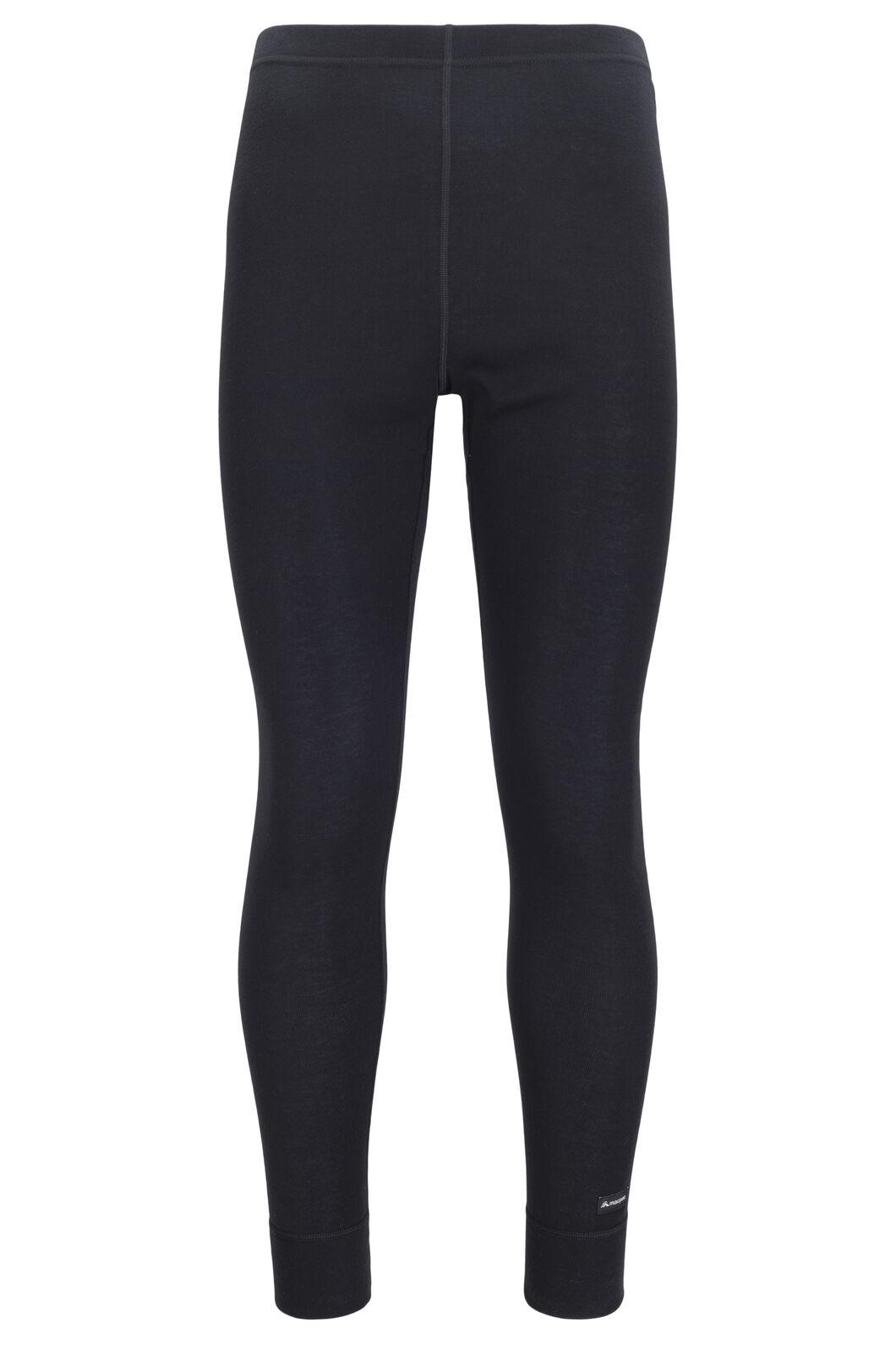 Macpac Geothermal Pants — Men's, Black, hi-res